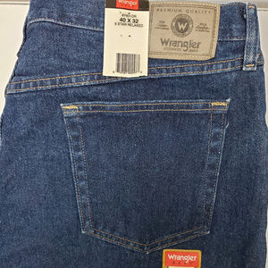 Wrangler Relaxed fit Jeans 40x32